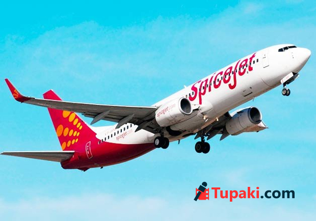 SpiceJet has a new EMI scheme with 12 to14 percent interest for airfares