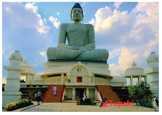 Amravati recognised as national tourism place