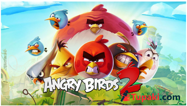 Angry Birds 2 is out now for Android and iOS