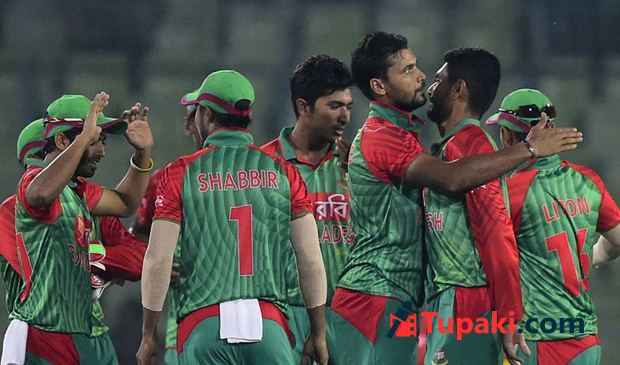 Bangladesh beat South Africa in second one-day