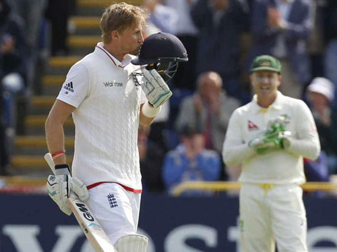 Brad Haddin dropped catch allows Joe Root to reach century in first Ashes test