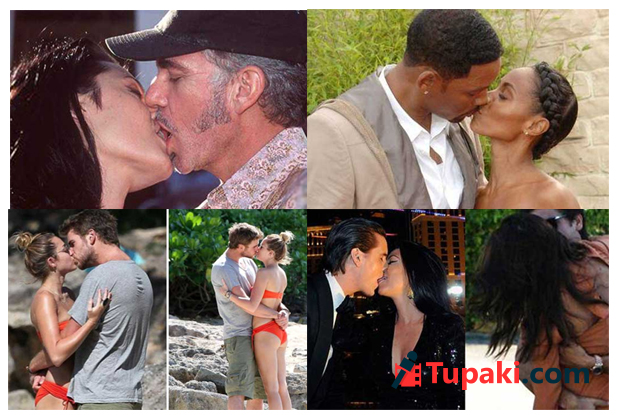 Hollywood Celebs Interested with Romance in public places