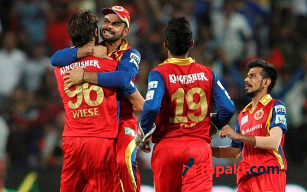 Jindal Group shelves plans to buy RCB due to negative aura surrounding the IPL