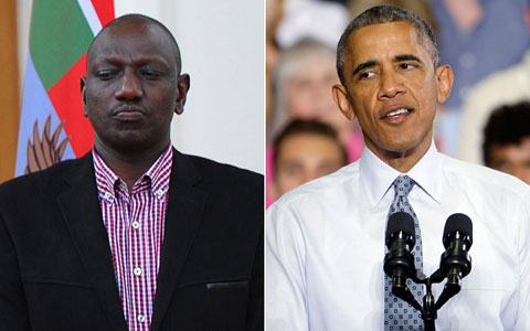 Kenyan politicians tell Barack Obama to leave gay rights