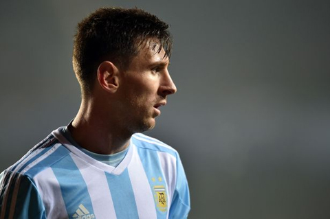 Lionel Messi says he hopes his goals come in Argentina Chile final