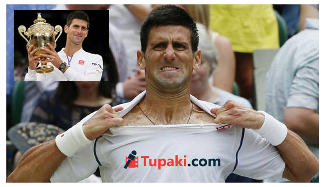 Novak Djokovic beats Roger Federer in Wimbledon 2015 Mens Singles Final
