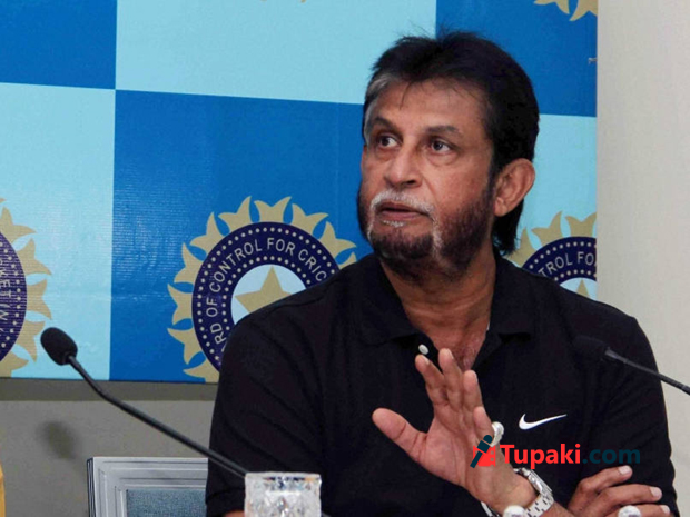 Sandeep Patil and Mahendra Singh Dhoni Have Different Views