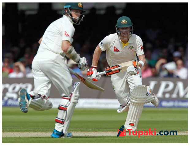 Steve Smith, Chris Rogers tons give Australia the upper hand against England