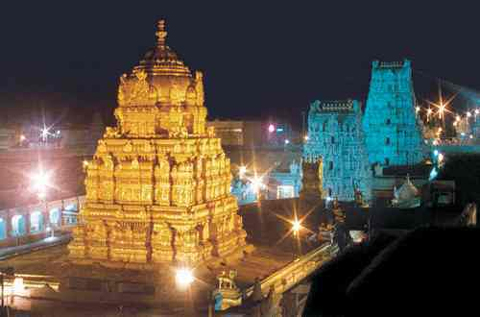 Tirumala temple replica to come up at Pushkarams