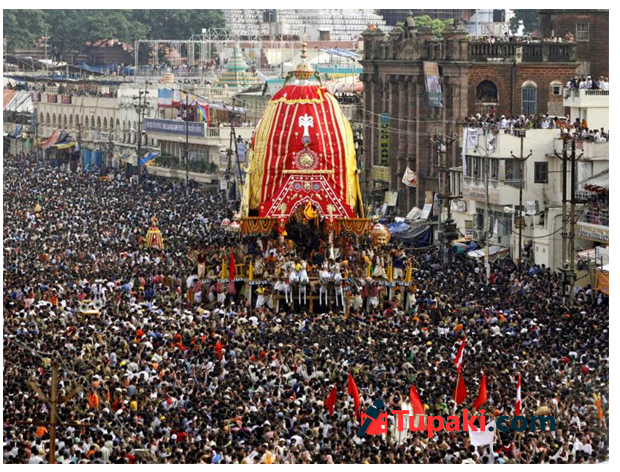 Tradition in Puri jagannath temple