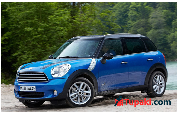 BMW launches Mini Countryman at Rs 36.5 lakh