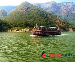 Beautiful Papikondalu Trips by Boats