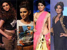 Celebs Ramp walk at LFW Winter Festive 2015 Photos (PHOTOS)