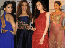 Celebs at Manish Malhotra show at LFW Winter Festive 2015 Photos (PHOTOS)