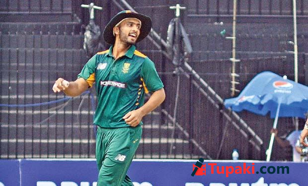 India A Mandeep Singh Turns Up For South Africa A