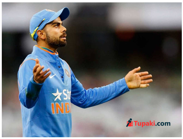 Virat Kohli responds over comments on dhoni