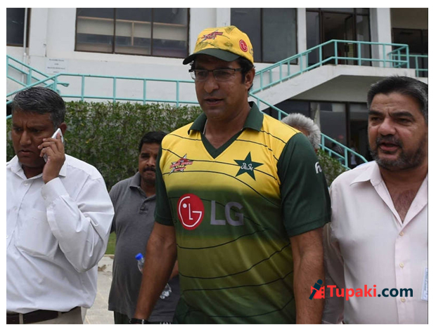 Wasim Akram escapes unhurt after being shot at in Karachi