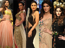 Celebs at LFW Winter Festive 2015 Grand Finale Photos (PHOTOS)
