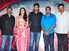 Kanche Trailer Launch Photos (PHOTOS)