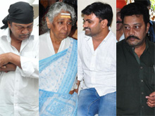 Celebs Condolences To Edida Nageswara Rao Photos - 2 (PHOTOS)