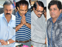 Celebs Condolences To Edida Nageswara Rao Photos - 3 (PHOTOS)