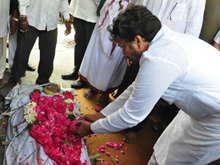 Celebs Condolences To Edida Nageswara Rao Photos - 4 (PHOTOS)