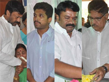 Celebs Condolences To Edida Nageswara Rao Photos - 1 (PHOTOS)