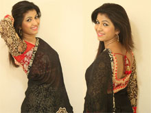 Geethanjali at Affair Movie Audio Launch (PICS)
