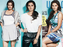 Sania Mirza Photo Shoot for The Juice Photos (PHOTOS)