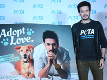 Akhil at PETA Event Photos (PHOTOS)