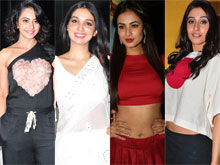 Celebrities at Size Zero Movie Special show (PICS)