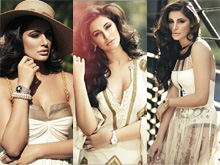 Nargis Fakhri Photo Shoot for Noblesse Photos (PHOTOS)