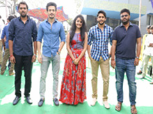 Sitara Entertainments Naga Chaitanya Movie Launch Photos (PHOTOS)