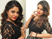 Wamiqa Gabbi At Bhale Manchi Roju Audio Launch Photos (PHOTOS)