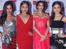 Heroines at Filmfare Style Awards Photos (PHOTOS)