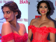 Sonam Kapoor At Filmfare Style Awards Photos (PHOTOS)