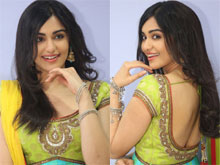 Adah Sharma At Garam Press Meet Photos