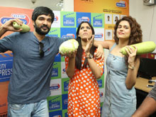 Guntur Talkies Promo Song Launch at Radio City Photos