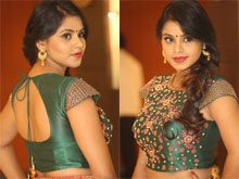Sai Krupa new Photos