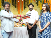 Sai Dharam Tej And Gopichand Malineni Movie Opening Photos