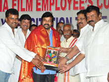 Film Industry Workers Felicitation Photos