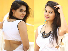 Neha Deshpande New Photos