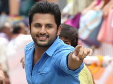 Nithin Stills From A Aa Movie