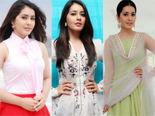 Raashi Khanna Latest Photos (PHOTOS)