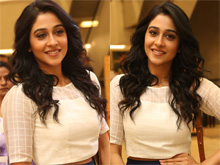 Regina At Aditya Mehta Foundation Event Photos