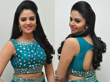 Sree Mukhi At Gentleman Audio Launch Photos