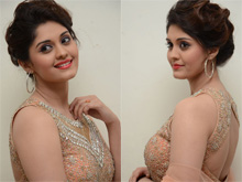 Surabhi At Gentleman Audio Launch Photos