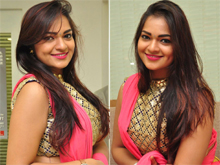 Aswini At Habeeb Saloon Launch Photos