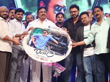 Babu Bangaram Audio Launch Photos - 2