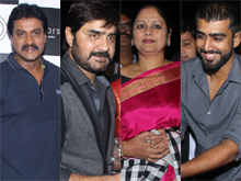 Mirrors Club Salon Launch at Banjara Hills Photos